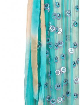 Silk tie and dress
