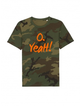O. Yeah! Camouflage T-shirt