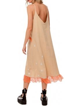 FRIDA  LINEN DRESS