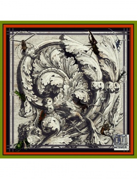 Esarfa Insectarium #12