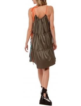 POLIGNANO SHELL DRESS