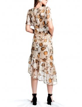 Hora Silk Dress