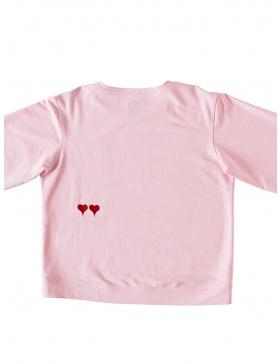 Pink Women Sweatshirt MAAI