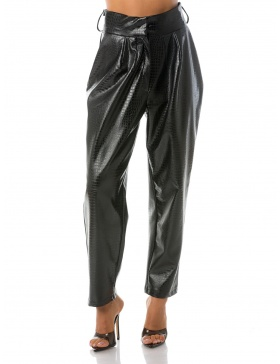 Ecological Leather Pants