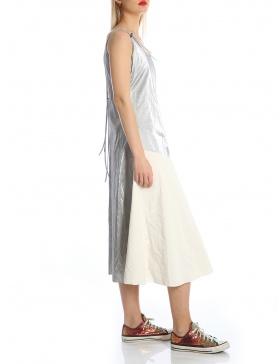Adjustable braces dress
