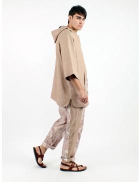 Unisex linen sweatshirt