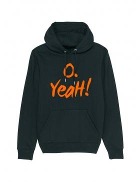 O. Yeah! Black Hoodie