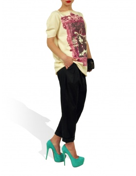 Princely T-Shirt Princess Alice in Vanilla