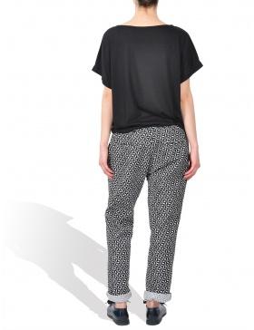 Digital print pants