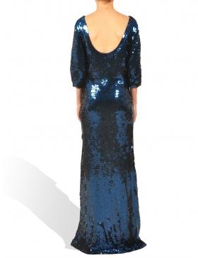 Blue Simone dress