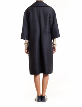 Long-length coat