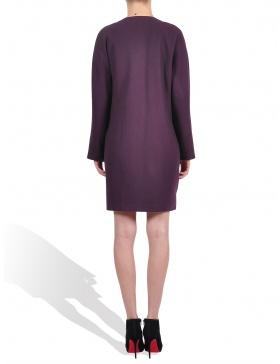 Purple Midi Jacket