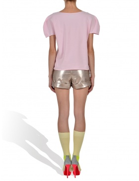 Princely Royal IceCream T-shirt in Rasberry Pink