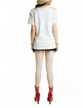 General T-shirt in white