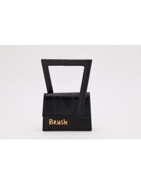 Baby Frame in Black Bag