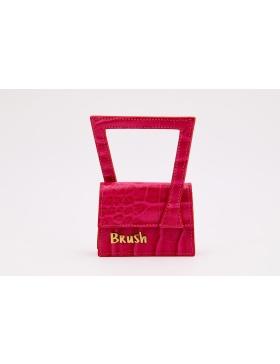 Baby Frame in Pink Bag