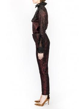 Gothic lace shirt