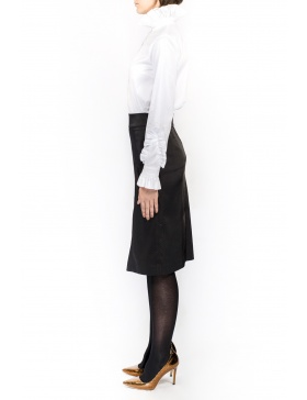 White gothic shirt