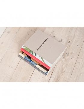Into the Woods Notebook by Noemi Meilman