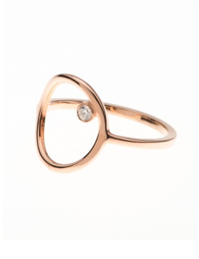 Circle Shape Ring