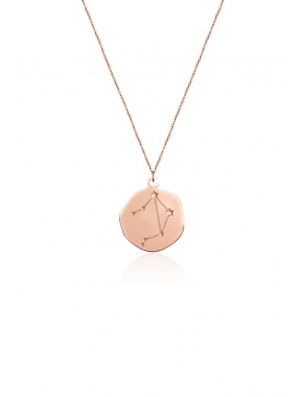Libra Constellation Necklage