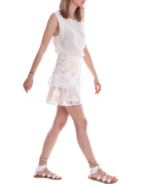 Serene Lace Skirt
