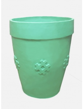 Handmade Flower Pot #1