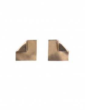 IMPERFECT SQUARE Earrings