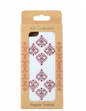 Silicone phone case Bucovina Iphone 5/5S