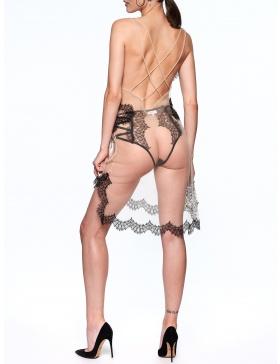 Lilitus Invisible Mini Slip Dress