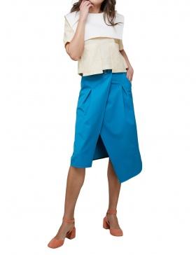 Monday Mood Asymmetric Skirt