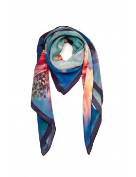 Flowers Whispers scarf