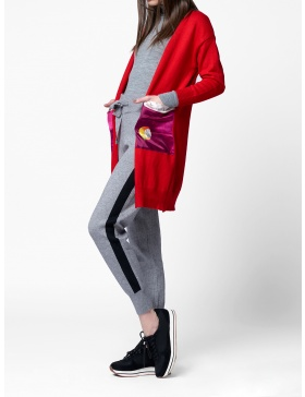 FOOLISH LOVE CASHMERE CARDIGAN