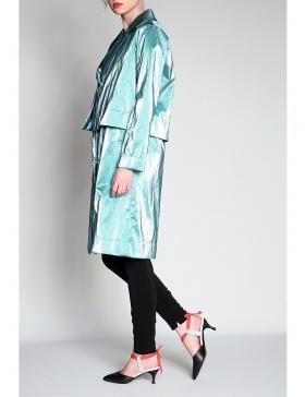 Modular trench coat