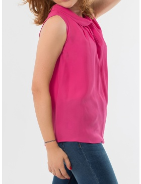 No Reply Pink Top
