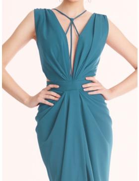 Nymph Blue Dress