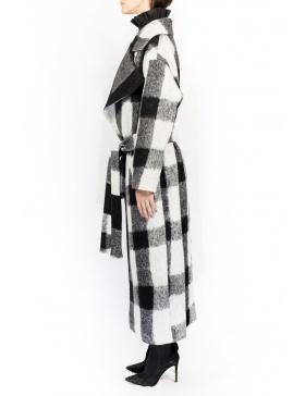 Squares long coat