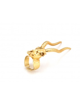 Ring Antelope yellow