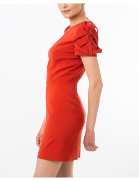 Mini Red Moon dress