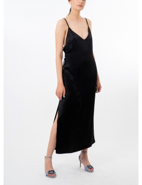 Ramoon silk midi dress