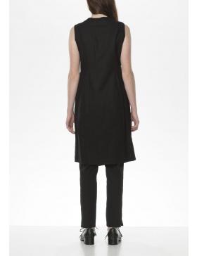 Side-over-side dress