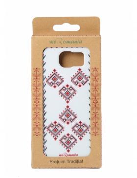Silicone phone case Bucovina Samsung S6