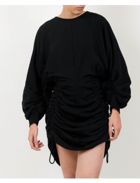 Subs Black Dress