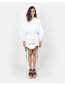 Subs White Dress