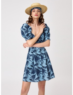 Tahiti Dress