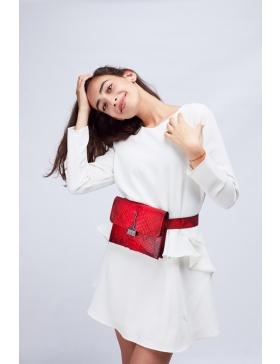 Wild Red Bag