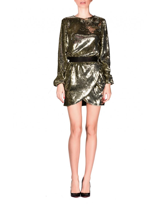 Lovely Sequins Dress