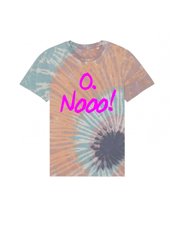 O. Nooo! Tie-Dye T-shirt