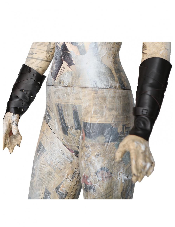 Leather Manchetta