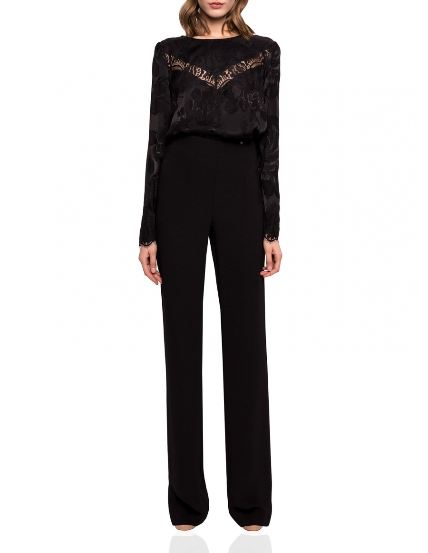 High waist veil pants | Nissa